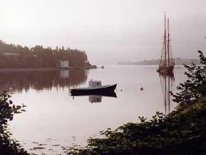 Bluenose Chester, Nova Scotia