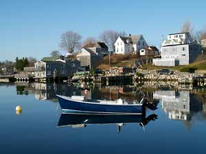 Front Harbour Chester, Nova Scotia