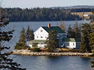 Little Fish Island Chester, Nova Scotia