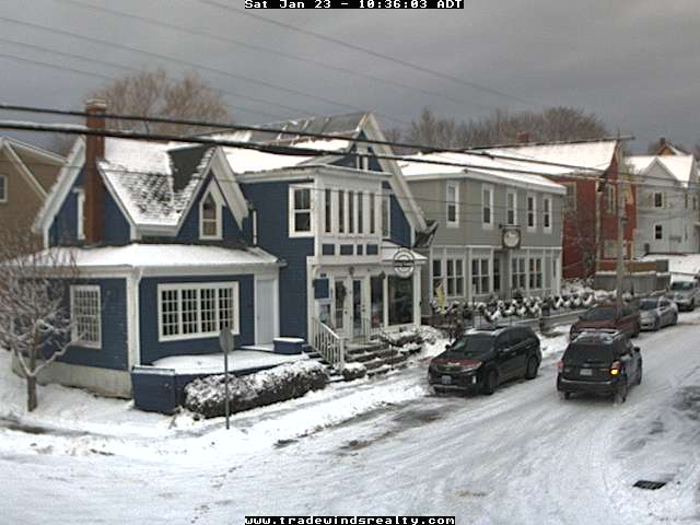 Chester webcam - Tradewind's Chester office webcam, Nova Scotia, Lunenburg County