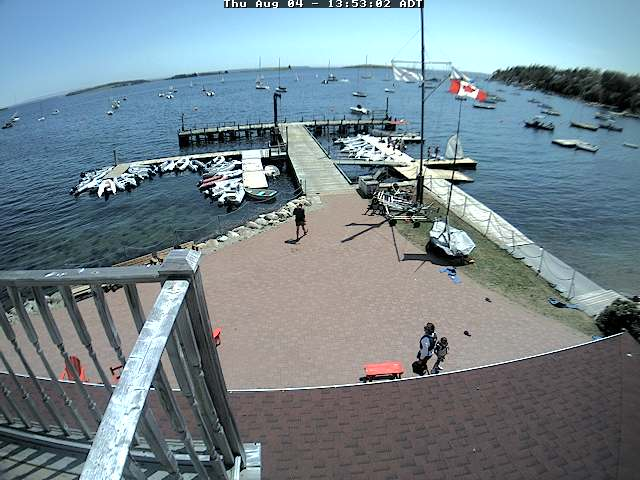 Chester webcam - Chester webcam, Nova Scotia, Lunenburg County